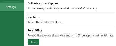 Excel-plansetem-Reset-Office
