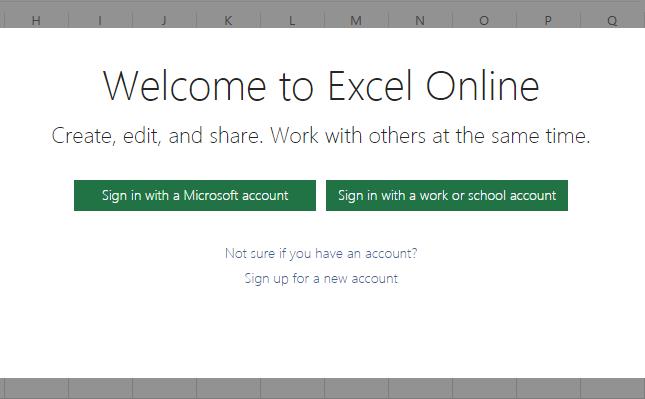 Kas-ir-Excel-Online